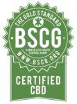 BSCG Certified CBD
