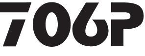 706P Logo