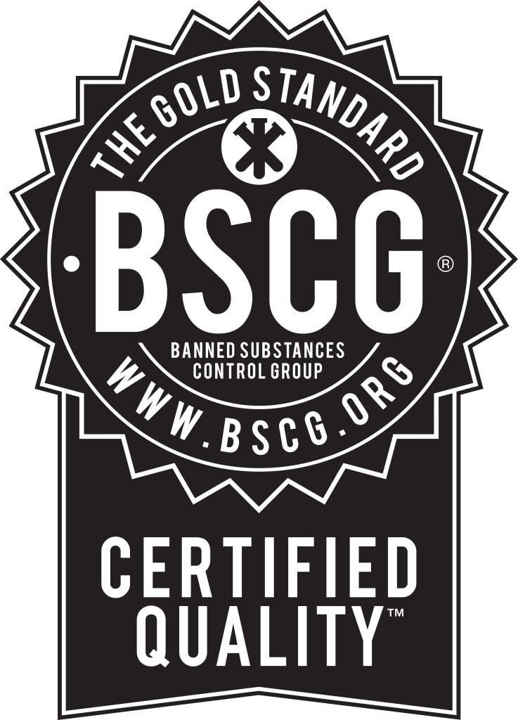 BSCG Certified Quality - Black Seal