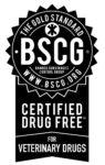 Certified Drug Free Veterinary Drugs