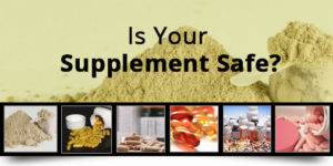 Dietary Supplements and Banned Substances