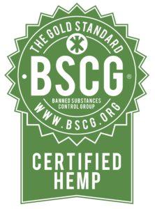 BSCG Certified Hemp